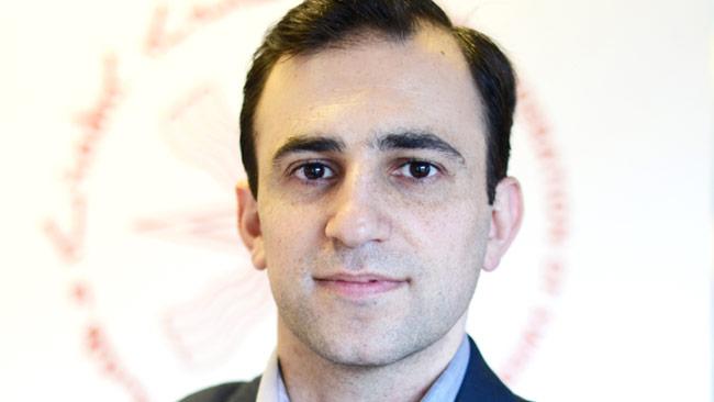Afram Yakoub är ordförande i Assyriska Riksförbundet. Foto: Privat