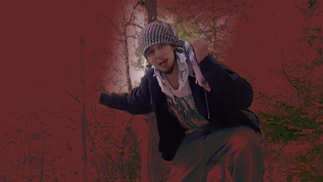 EABT berättar om sina planer på att bli jihadkrigare. Foto: Privat