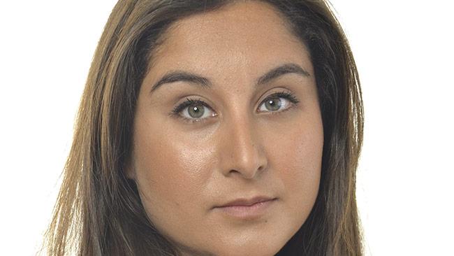 Azadeh Rojhan Gustafsson. Foto: riksdagen.se