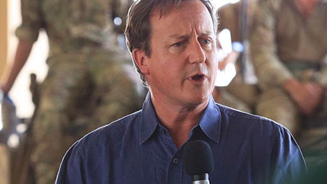 David Cameron omvaldes nyligen till premiärminister. Foto: Wikimedia Commons