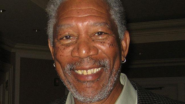 Oscarsvinnaren Morgan Freeman vill legalisera marijuana. Foto: Faksimil Wikimedia Commons