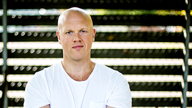 Journalisten Joakim Lamotte. Foto: Sebastian Lamotte