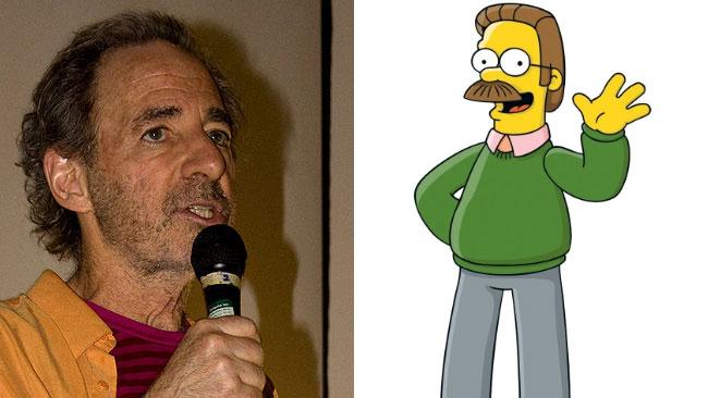 Hur framtiden nu kommer att se ut för Ned, Mr Burns och alla de andra av Harrys karaktär är oviss. Foto: Wikipedia