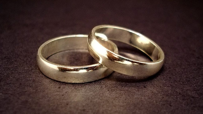 Två i ett äktenskap är tillräckligt många för att skapa konflikt. Foto: CC Jeff Belmonte / Wikimedia Commons