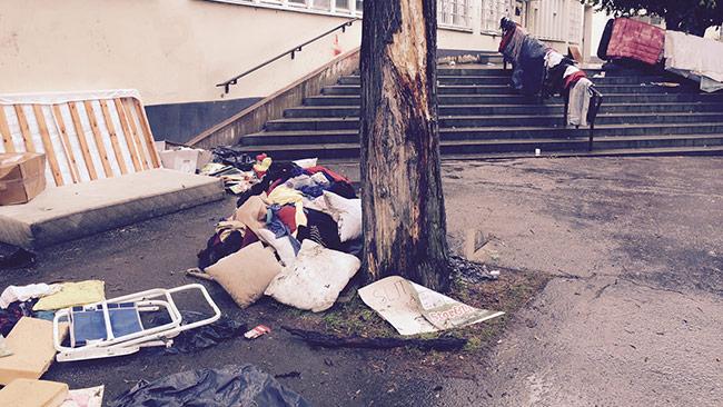Bilderna talar för sig självt. Foto: Bitte Assarmo / Nyheter Idag