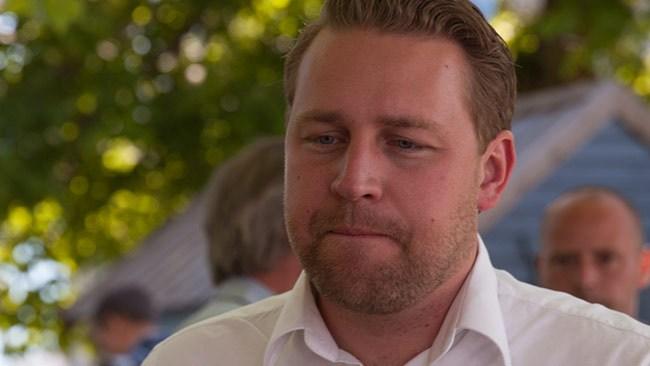 Karlsson (SD): Det är sändningstillståndet det är fel på – Inte public service som idé