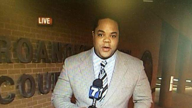 Han kallade sig Bryce Williams när han arbetade som reporter.