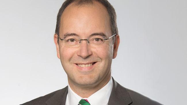 Centerpartiets kommunalråd Stefan Hanna. Foto: pressbild