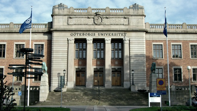 Foto Göteborgs universitet - Wikimedia
