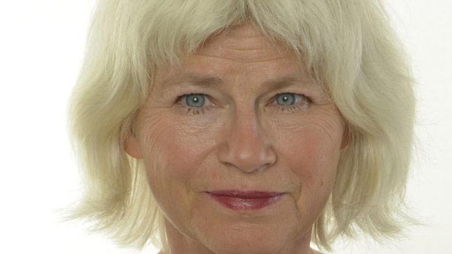 Karin Svensson-Smith (Mp) kan nu tvingas avgå som ordförande i riksdagens trafikutskott. Foto: Riksdagen.se