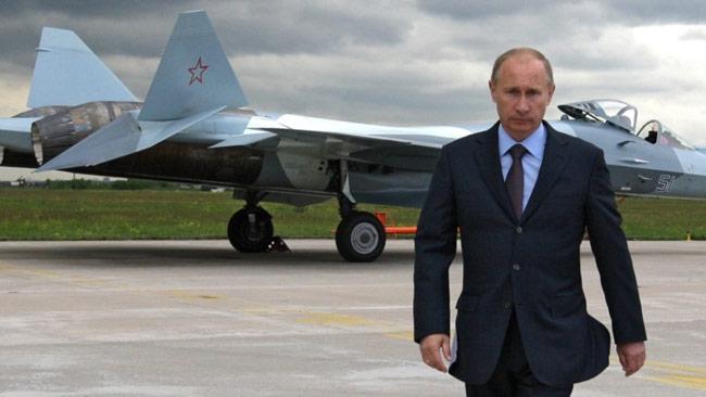 Rysslands svar på amerikansk nedskjutning av syriskt flyg: Betraktar USA-plan som fientliga mål