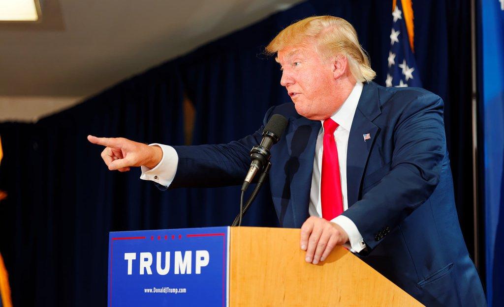 Donald Trump. Foto: Michael Vadon