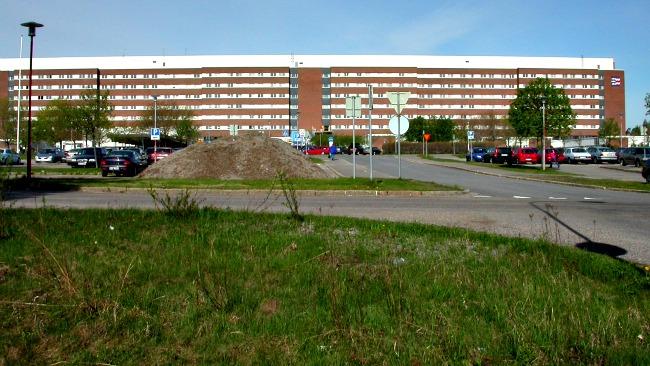Länssjukhuset i Sundsvall Foto: Joel Torsson