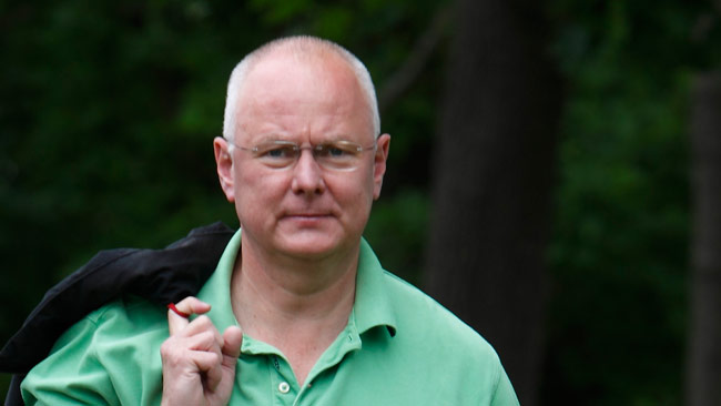 Moderaternas riksdagsledamot Finn Bengtsson. Foto: Lasse Hejdenberg