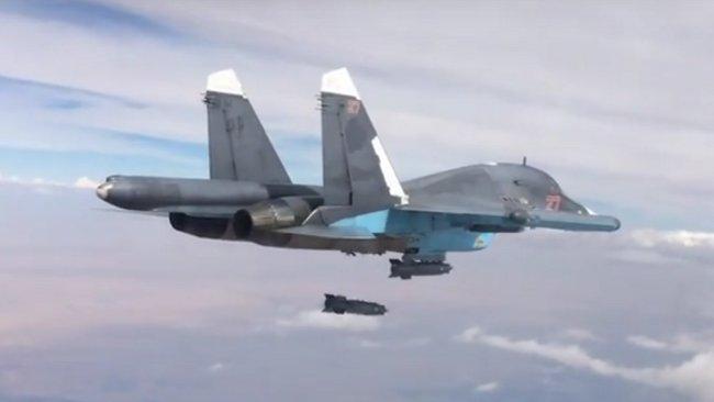 Foto: Ryska militären
