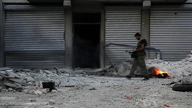 Var tog den fria syriska armén vägen? Foto: Wikimedia Commons