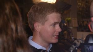 utbildningsminister Gustav Fridolin (MP). Foto: Mattias Albinsson