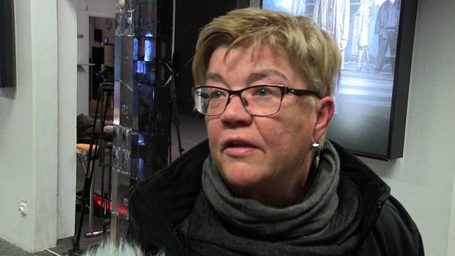 Lena Mellin. Foto: Nyheter Idag