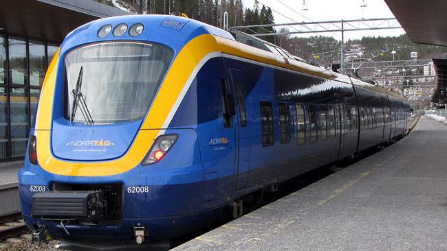 Norrtåg. Foto: Wikimedia Commons