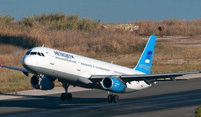 ryskt flygplan