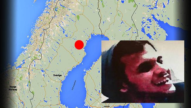 Den misstänkte terroristen greps vid ett asylboende i Boliden, uppger DN. Foto: Google maps