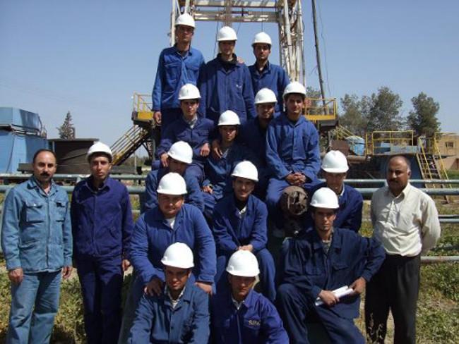 De mördade männen arbetade på Syrian Petroleum Company (SPC).