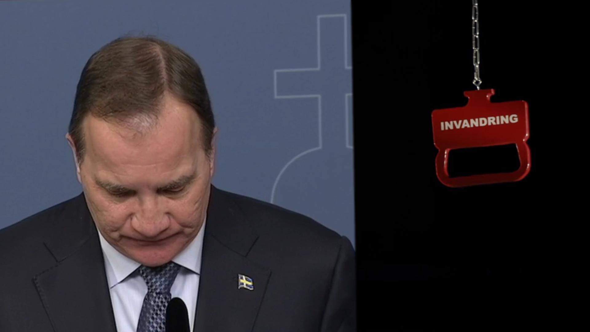 Foto: Regeringen/ Detalj ur SD:s kampanjfilm inför riksdagsvalet 2010.