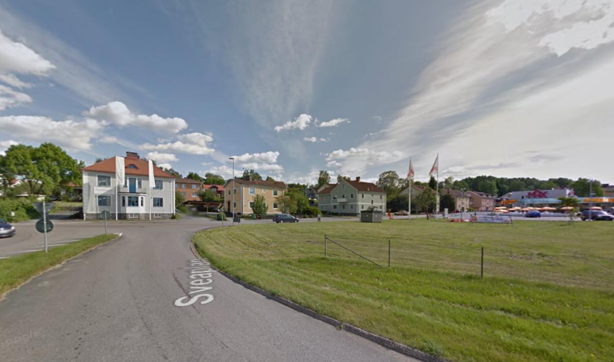 Bostadsområdet Klinten i Alingsås. Foto: Google Maps