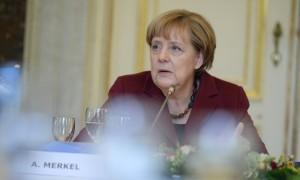 Angela Merkel är Tysklands förbundskansler. Foto: EPP