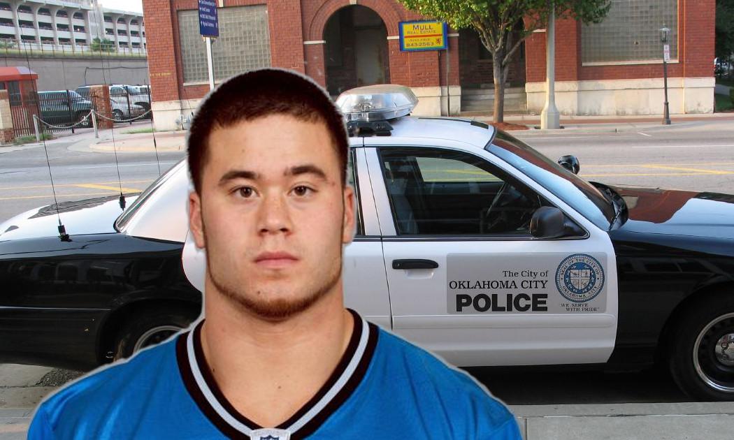 Den före detta polismannen Daniel Holtzclaw misstänks för att ha förgripit sig på 13 afroamerikanska kvinnor. Foto: NFL/Paul L. McCord Jr.