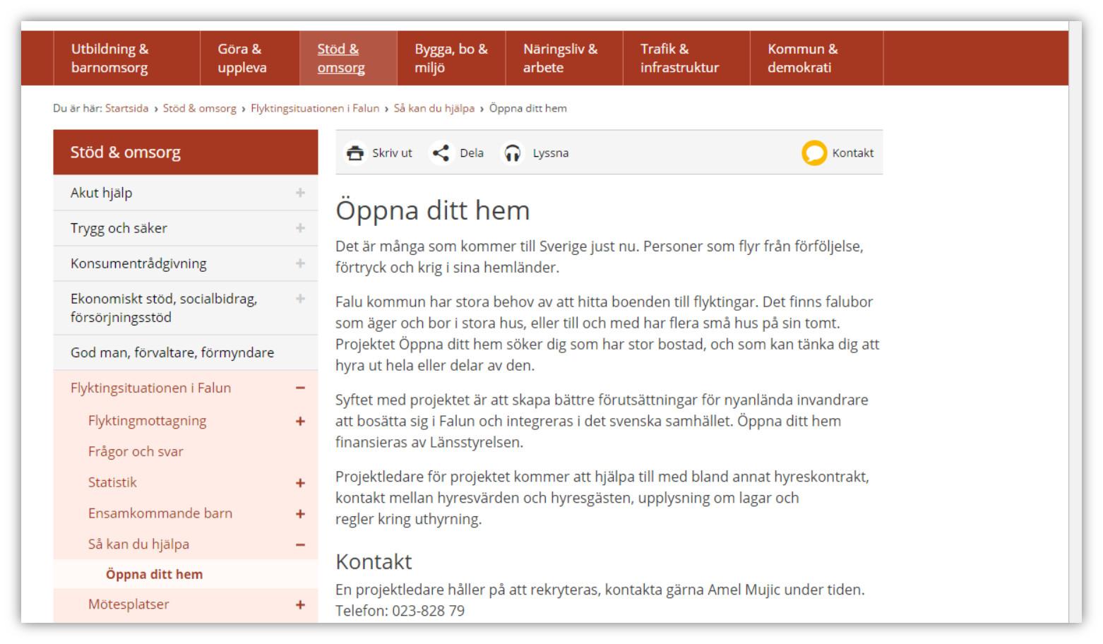 Foto: Skärmdump