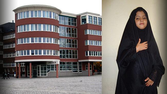 Killarna ska ha ropat att flickor ska bära slöja på Polhemsskolan i Göteborg, erfar Göteborgsposten. Foto: Wikimedia Commons