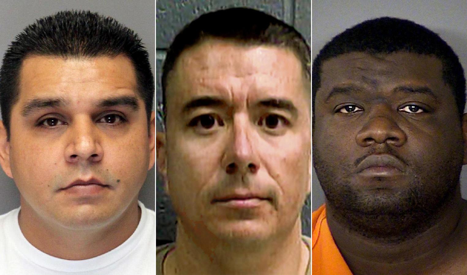 Polismän som förlorat sina jobb efter att ha dömts för sexualbrott. Foto: Polisen