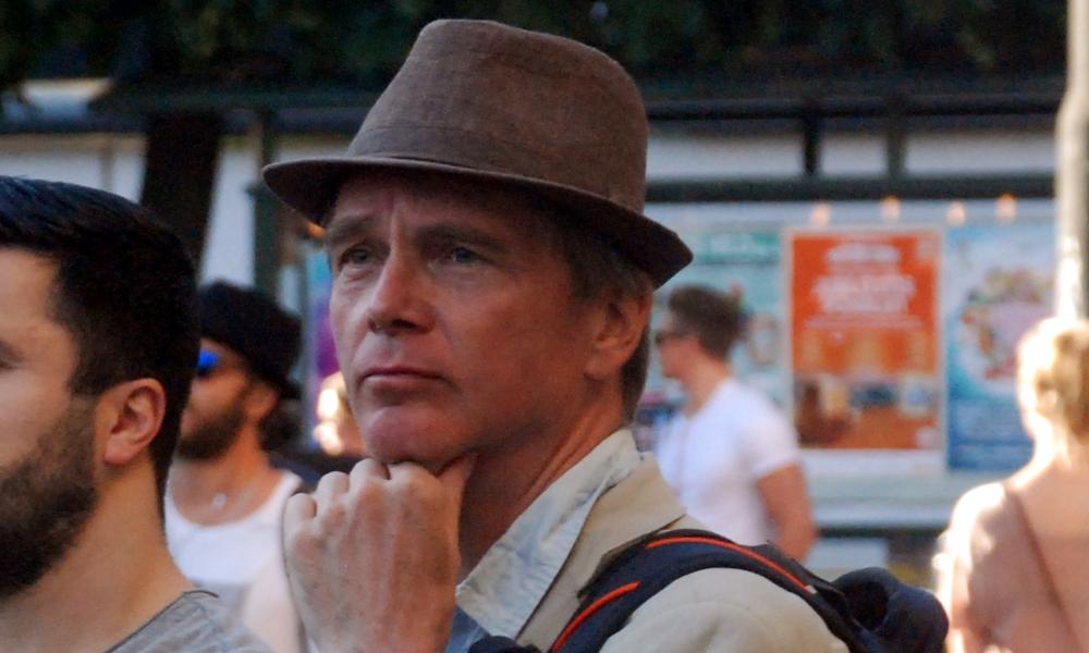 Jan Sjunnesson är en av Avpixlats frontfigurer. Foto: Nyheter Idag
