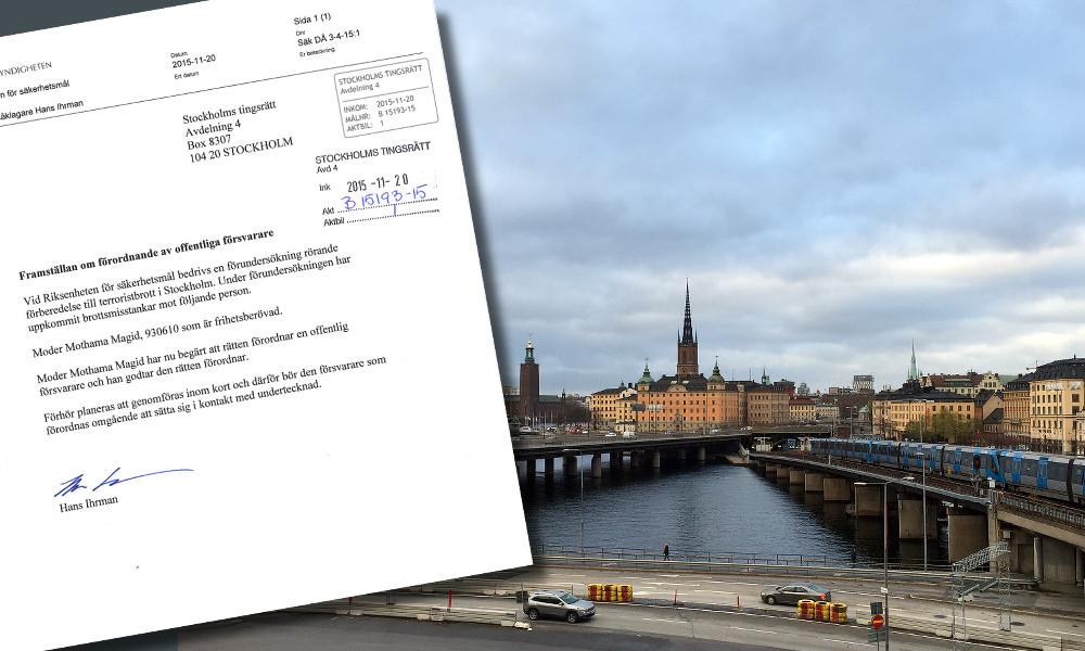 Foto: Brett Spangler/Montage: Nyheter Idag