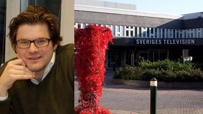 Jan Helin ska bli programdirektör på statliga SVT. Foto: Holger Ellgaard / Wikimedia Commons