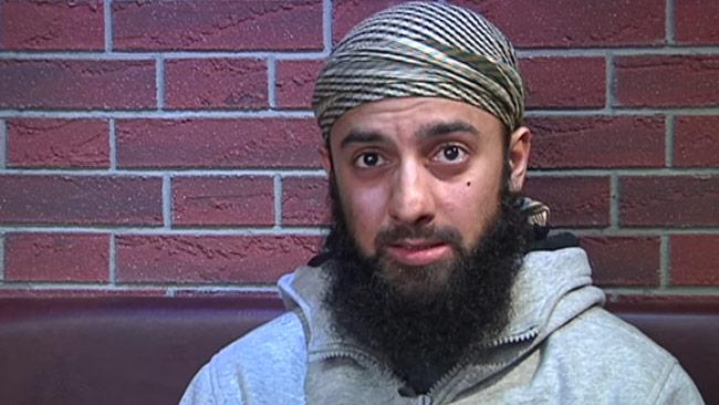 Ubaydullah Hussain. Foto: Faksimil Youtube
