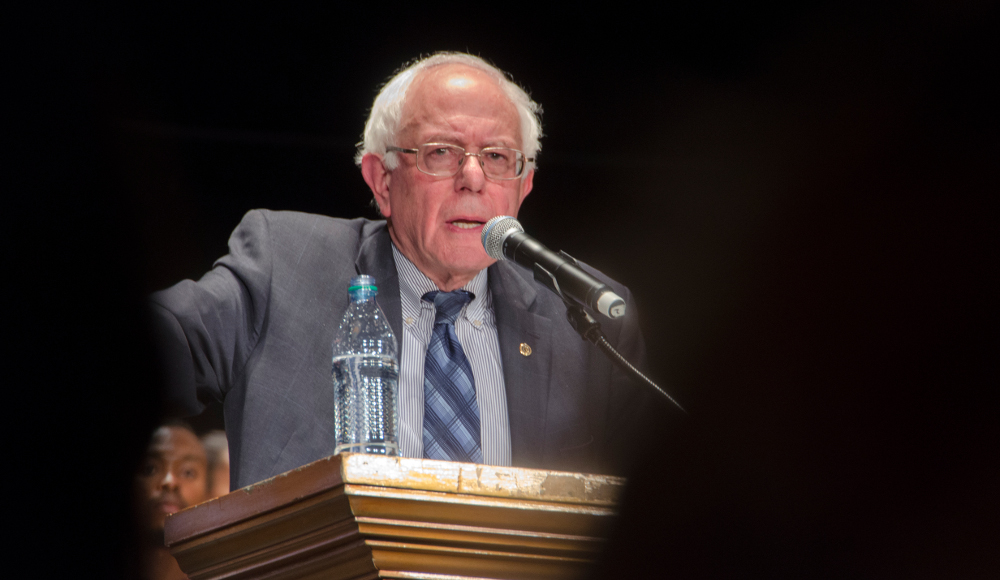 Bernie Sanders. Foto: T toes/CC