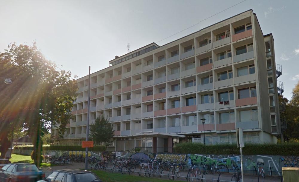 "Asylboendet ""Bollen"" i Norrköping. Foto: Google Maps"