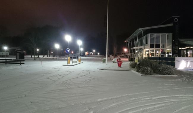 Mälarcampingen i Västerås. Foto: Läsarbild