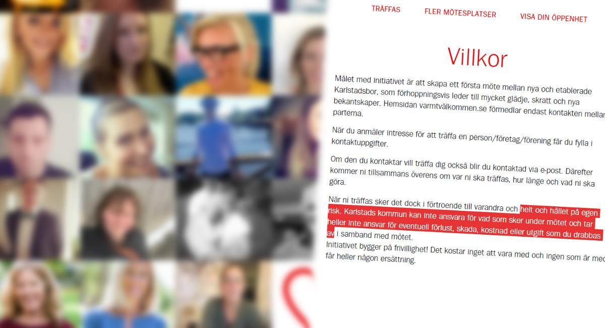 Bild/Montage: Skärmdump/Nyheter Idag