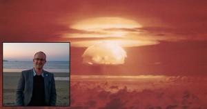 Duncan Forgan forskar om liv i rymden. Foto:  University of St Andrews/Wikipedia
