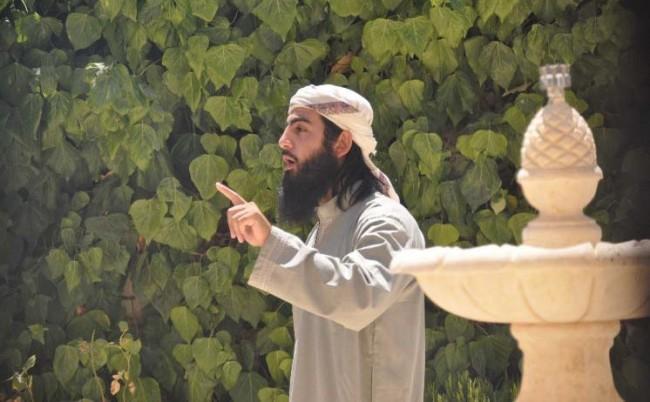 Hassan Mostafa Al-Mandlawi. Foto: Polisens förundersökningsprotokoll