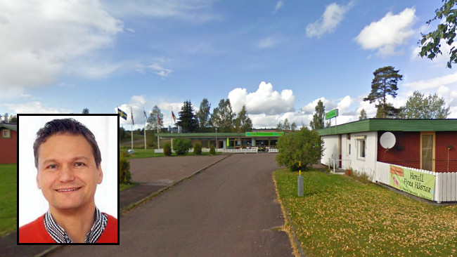 Ulf Israelsson är kommunchef i Rättvik. Foto: Google Maps/Rättviks kommun