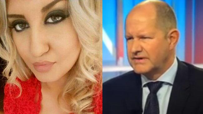 Nu kräver människor i sociala medier att Dan Eliasson ska avgå efter sina kommentarer om mordet på Alexandra. Foto: Privat / SVT