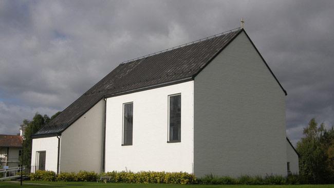 Ånge kyrka. Foto: Johny Blästa / Wikimedia Commons