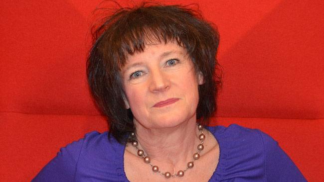 Kommunals ordförande Annelie Nordström. Foto: Wikimedia Commons