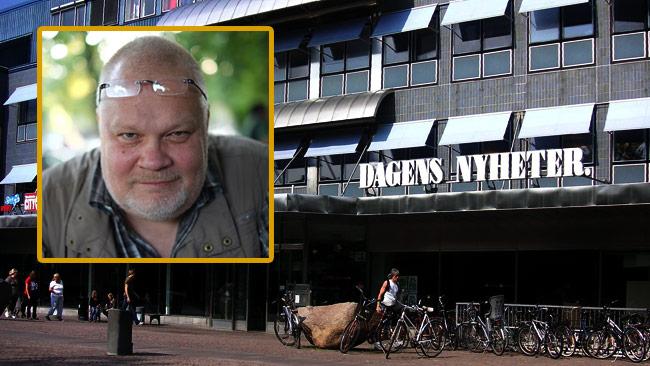 "Henrik Alexandersson kommenterar ""gammelmedia"". Foto: Holger Ellgaard / Wikimedia Commons"