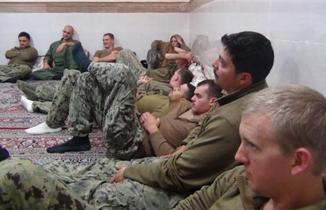Foto: Iranska revolutionsgardet