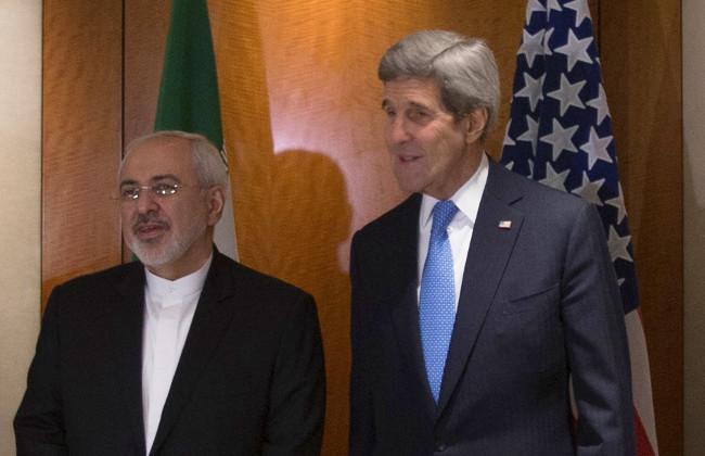 Javad Zarif och John Kerry. Foto: Amerikanska regeringen